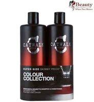 TIGI Catwalk Fashionista Brunette Shampoo & Conditioner 750ml Tween