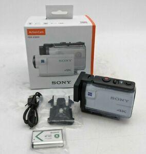 Sony FDR-X3000/W Action Camera 4k White -JCA0237