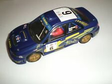 SCALEXTRIC SUBARU IMPREZA WRC