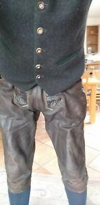 Speckige lederhosen alte Kurz und