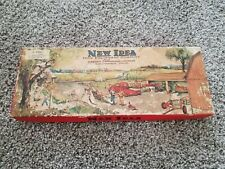 New Idea Early Farm Equipment Advertising Jigsaw Puzzle