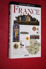 LE GUIDE FRANCE / VOIR   éd  HACHETTE 2000