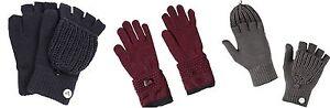 Adidas Womens Essential/Climaheat Wool Gloves S,M,L Black,Grey,Burgundy New