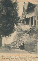 SAN FRANCISCO CA - St. Luke's Church Effects of The Earthquake Lukes - udb