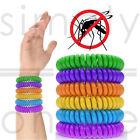Bandes de poignet de Bracelets anti-moustique Deet imperméable à l'eau libre