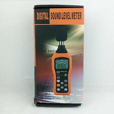 Vlike Vl6708 Lcd Digital Sound Level Meter Handheld Audio Decibel Noise Detector
