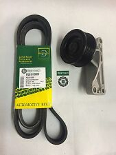 Bearmach Land Rover Discovery TD5 Drive Fan Tensioner & Belt with A/C Non ACE