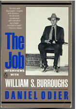 The Job : Interviews with WILLIAM S BURROUGHS by Daniel Odier / Burroughs 1974
