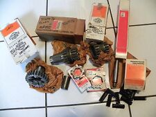 HARLEY Big Twin four speed TRANSMISSION gear PARTS LOT OEM NOS Free USA Shipping