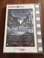 EL PIANISTA - 1 DVD SLIMCASE - CINE PUBLICO - 144MIN - NEW SEALED NUEVO EMBALADO