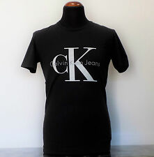 T-shirt e Canotte Uomo Calvin Klein Jeans J3ij302251 Primavera/estate Black M