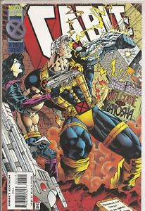 °CABLE #26 THE LONG WAY HOME-WELCOME TO GENOSHA° US Marvel 1995 Jeph Loeb