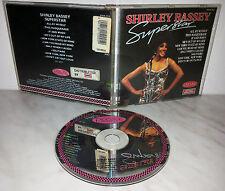 CD SHIRLEY BASSEY - SUPERSTAR