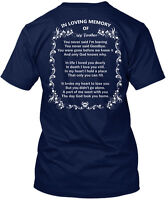 In Loving Memory Of My Brother You Never Said I M Hanes Tagless Tee T-Shirt