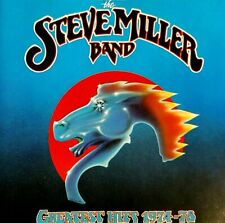 """""""Steve Miller Band"""" - """"Greatest Hits"""" 1974-1978 - Capitol Records"""