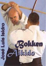 Beginner Basic Bokken Aikido Dvd Isidro samurai wooden sword