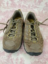 Men Eddie Bauer Hiking Trail Athletic Sneaker Shoes Sz 9.5