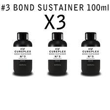 HI LIFT Cureplex #3 Bond Sustainer 100ml X 3 *FREE POSTAGE* Home Care