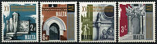 Mint Hinged Architecture Postage European Stamps