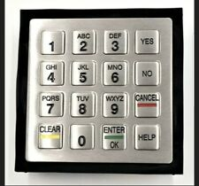 NEW M13888K901 (no key) Gilbarco FlexPay IV UPM Keypads with gasket