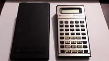 texas instruments TI 30 lcd vintage calcolatrice scientifica