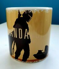 NEW Star Wars The Mandalorian The Child  Licensed Ceramic 20oz Coffee Mug Cup