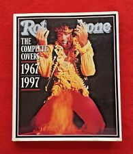 ROLLING STONE: THE COMPLETE COVERS 1967 - 1997 VG HB DJ FULL COLOR PHOTOS