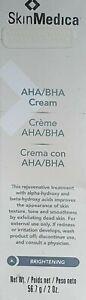 Skin Medica AHA/BHA Cream Brightening Net Wt 56.7g / 2 0z.