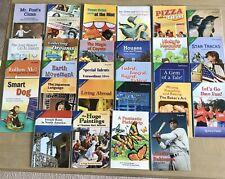Grade 3 ScottForesman ADVANCED leveled readers 28 books