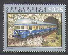 Austria 2003 Tren/Ferrocarril/transporte/Motor 1 V (n24845)