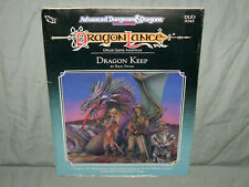 AD&D 2nd Ed Dragonlance Module -  DLE3 DRAGON KEEP  (HARD TO FIND and SEALED!!)