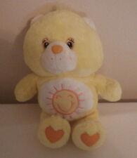 "Care Bears Baby Funshine 2006 9"" Plush Stuffed Animal Toy"