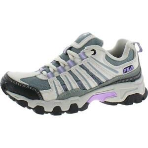 Fila Womens Day Hiker Suede Sneakers Trainers Running Shoes Athletic BHFO 2652