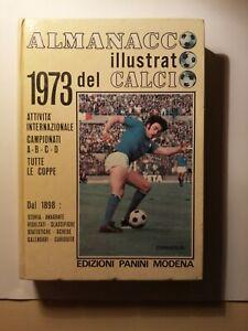 Almanacco illustrato del calcio 1973