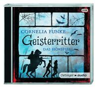 CORNELIA FUNKE - GEISTERRITTER-HÖRSPIEL 2 CD NEU