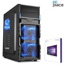 Gamer PC INTEL i7 8700 GTX1070 TI 16GB DDR4 240GB SSD 1TB HDD Win10 Computer