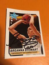 Breanna Stewart Signed Basketball Card