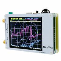 PCB 50KHz-900MHz Handheld LCD NanoVNA Vector Network Analyzer VHF UHF Antenna