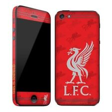 Liverpool Football Club Crest Iphone 5S & 5SE Two Piece Stick On Skin Free UK PP
