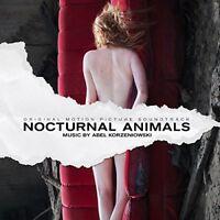 Abel Korzeniowski - Nocturnal Animals OST [CD]