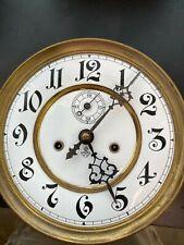Gustav Becker Clock Movement
