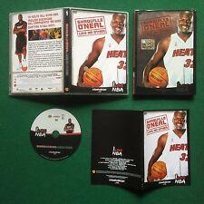 (DVD) SHAQUILLE O'NEAL LIKE NO OTHER Gazzetta Sport (2006) Basket NBA