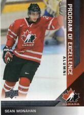 2013/14 Upper Deck Team Canada #SP2 - SEAN MONAHAN (Program of Excellence)