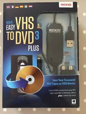 Corel-Commercial Box Roxio Easy VHS to DVD 3 PLUS UK