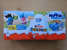ORIGINAL PACKED BOX 3 KINDER SURPRISE EGGS 50 YEARS CELEBRATING AUSTRIA VERSION