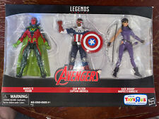 Marvel Legends Infinite Series (Falcon, Kate Vision). TRU Exclusive