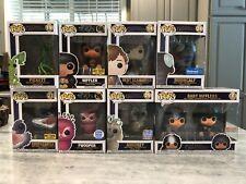Funko Pop! Fantastic Beasts Exclusive lot NYCC Funko Shop Hot Topic Walmart Set