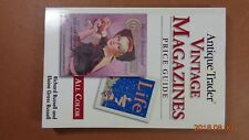 Antique Trader Vintage Magazines Price Guide 9780896891562  PB