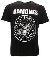 T-shirt Rock Ramones Logo