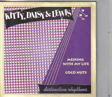Kitty Daisy&Lewis-Messing With My Life Promo cd single